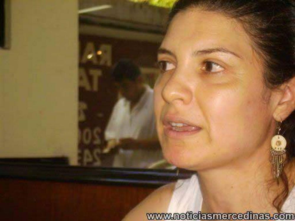 """Claudia Lucero: """"Decidimos dar un paso al costado"""""""