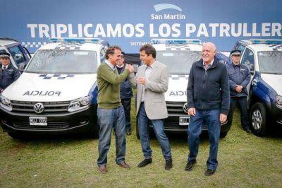 Massa volvió a reclamar a Scioli que apruebe la Policía Municipal