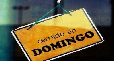 Cierre dominical en Pico: se re�nen ma�ana