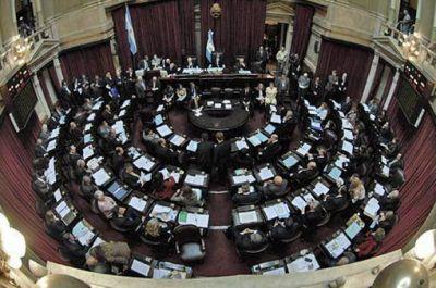 El Senado inicia el debate del Presupuesto y la emergencia económica