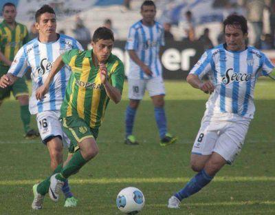 Atlético derrotó a Aldosivi