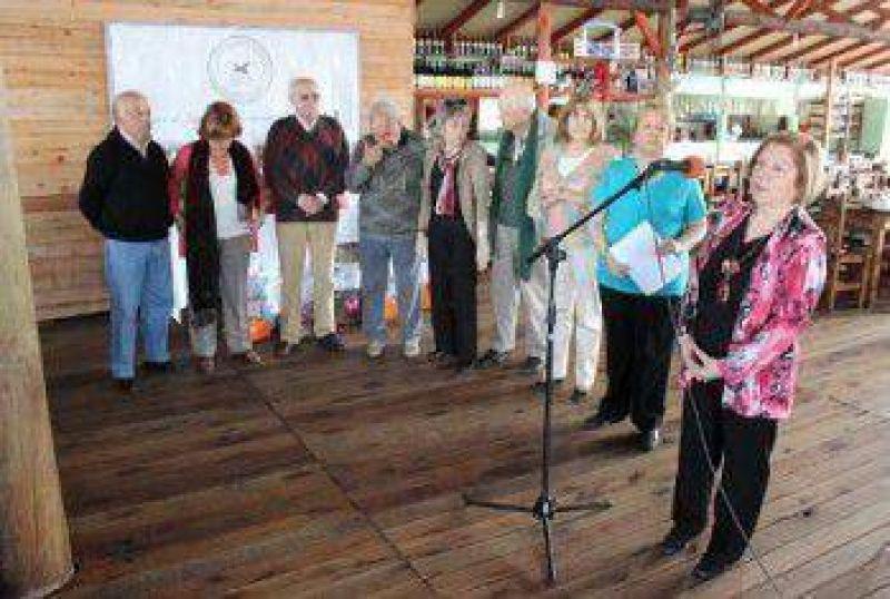Nuevas autoridades del Centro de Jubilados y Pensionados de la AEFIP-DGI