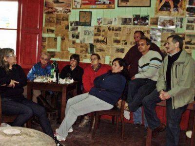 La campaña de Unidos por Tandil, continúa por los barrios