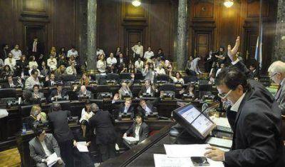 Legislatura: hoy ingresa el Presupuesto 2014