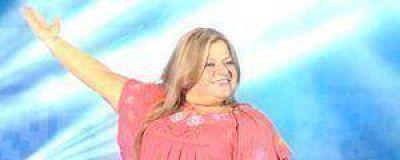 So�ando por cantar: Claudia Pir�n, otra vez al voto telef�nico