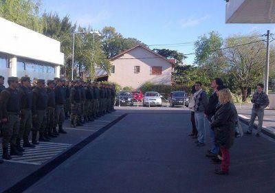 Tigre: Se sumarán 100 nuevos gendarmes para custodiar las calles de Tigre