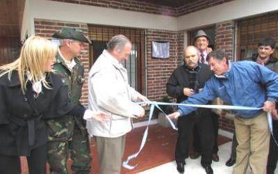 Ca�uelas: Alejandro Granados inaugur� sede de la Superintendencia de Seguridad Rural