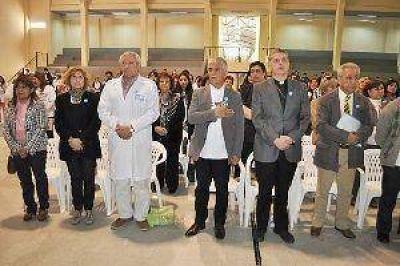 El ministro Martínez lanzó la Semana del Prematuro 2013
