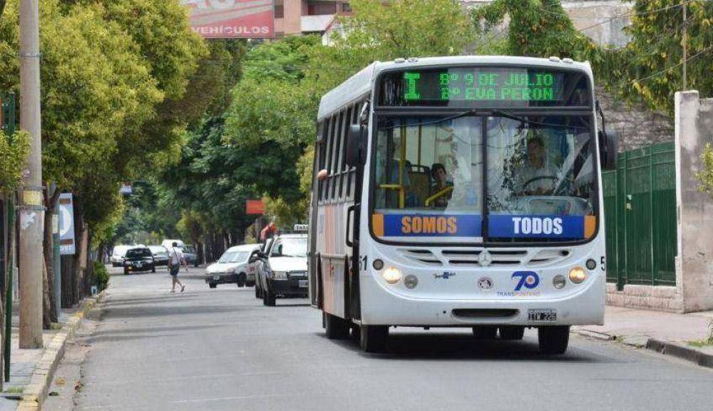 Para el presidente de Transporte del Concejo, después de las elecciones aumentará el boleto de Transpuntano
