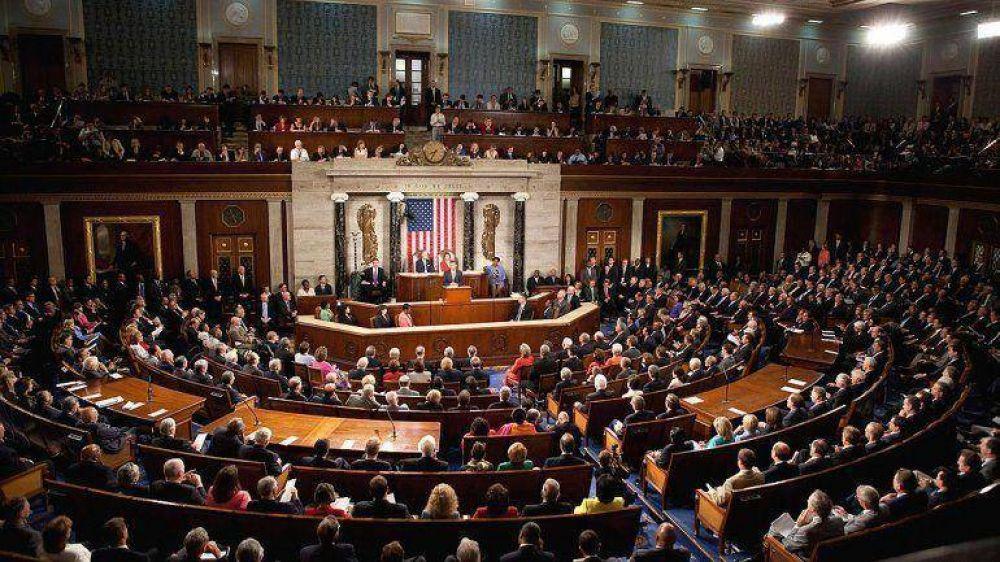 """EEUU: el Congreso no aprobó el presupuesto y el """"cierre del Gobierno"""" ya es un hecho"""