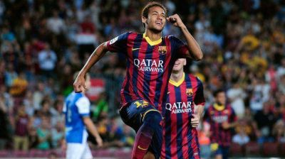 Sin Lionel Messi, Barcelona visita al Celtic por la Champions League