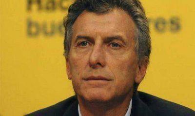 Macri podría subir hasta un 40% el ABL