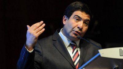 Echegaray admitió que aconsejó poner fin al blanqueo de capitales