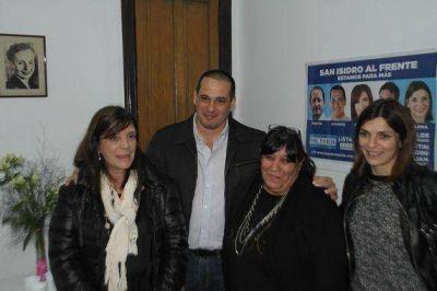 San Isidro: Martin inaugur� local en Beccar