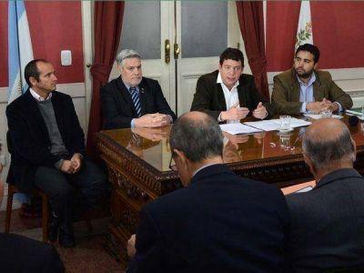 Mendoza le solicitó a la Nación $40 millones para asistir a los productores afectados por las heladas