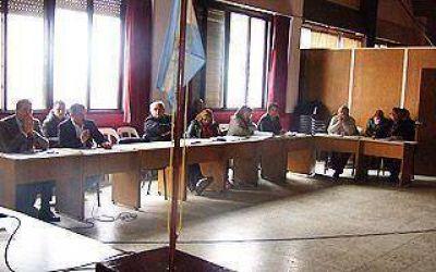Echeverr�a: Aprobaron proyectos para tratar de mejorar la seguridad en el distrito