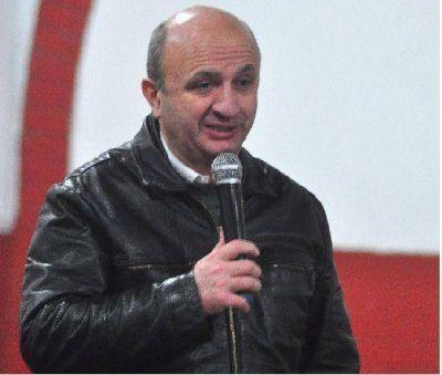 """Russo: """"Estoy seguro que podemos meter hasta ocho concejales del Frente Renovador"""""""