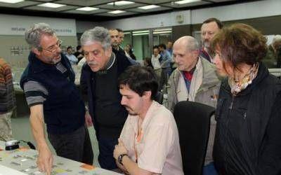 Zárate: De Vido supervisó la primera prueba de la Central Nuclear Atucha II