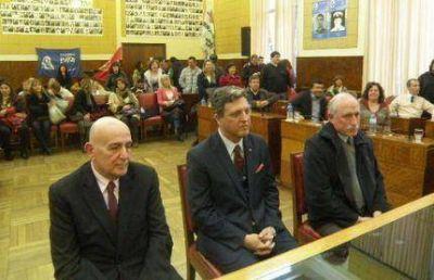 Fernando Rizzi será el primer Defensor del Pueblo titular en el nuevo órgano colegiado