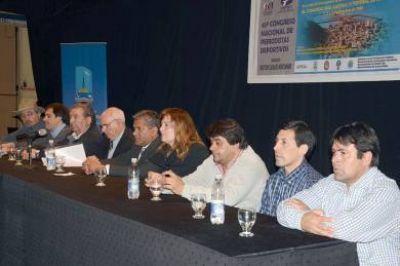 Quedó abierto el Congreso Nacional de Periodistas Deportivos