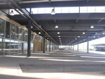 La nueva Terminal de ómnibus está concluida