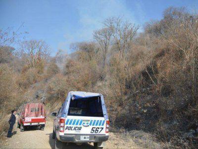 Nuevos incendios se registran en La Lucrecia