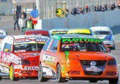 El automovilismo neuquino cierra el año con el Top Race