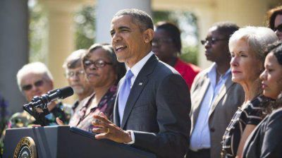 """Obama: """"No me voy a rendir ante las demandas de los republicanos"""""""