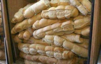 El pan aumentar�a cerca de un 20 por ciento y pasar�a a costar entre 23 y 25 pesos el kilo