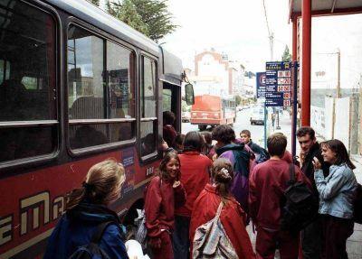 Empresas de transporte recibieron 110 infracciones en dos meses