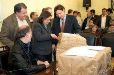 Ejecutarán obras hídricas para más de mil productores de Pomán y Belén