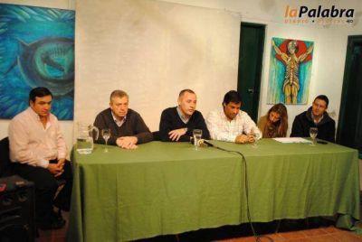 Presentaron programa de inclusión y contención de jóvenes en barrios de Patagones