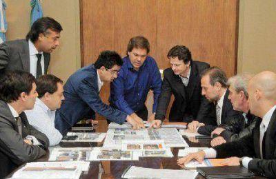 Inundaciones: se reunió el Gabinete de Reconstrucción de La Plata