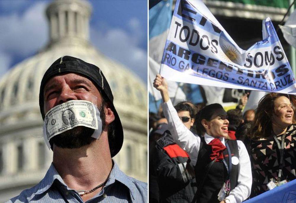 """¿Qué pasaría en Argentina con un """"cierre de Gobierno"""" como en EE.UU.?"""