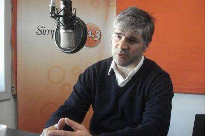"""Marcelo Chocarro: """"Jorge Macri fue uno de los primeros que apostó al Frente Renovador"""""""