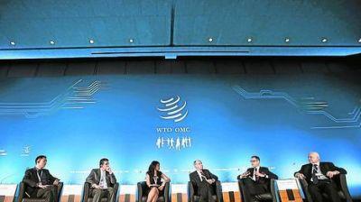 Misión a la OMC para evitar sanciones