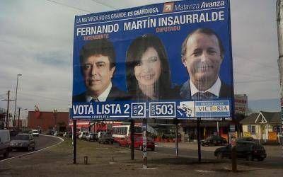 Elecciones 2013: Denuncian a Espinoza por campaña engañosa en La Matanza