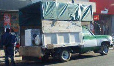 Acordarán con comercios nuevos horarios de circulación del transporte de carga
