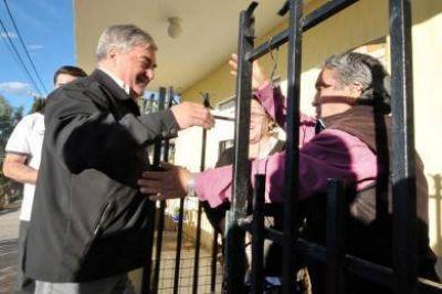 """""""Voy a defender los intereses de Chubut y si es necesario me reuniré con la Presidenta"""""""