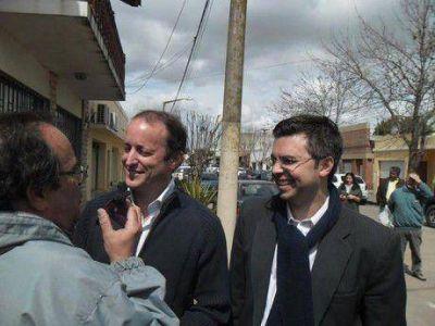 """Sotullo Lanz, candidato del Frente Social: """"tenemos que comprometernos fuertemente con Trenque Lauquen"""""""