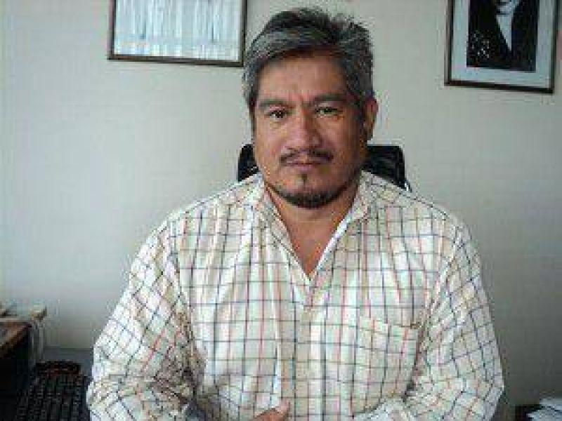"""Para el titular de la CGT Jujuy, el FPV """"es un partido que ha usurpado y que quiere imponernos una letra K al Peronismo"""""""