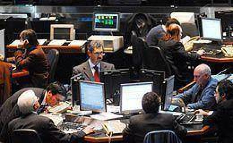 La bolsa porteña ganó 1,1% y los bonos mejoraron hasta 3,3%
