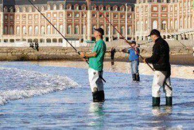 """2° Torneo de Pesca """"Ciudad de Mar del Plata"""": continúa abierta la inscripción"""