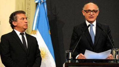 Urribarri y Timerman anunciaron que recurrirán a La Haya por UPM