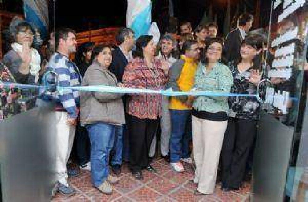El FpV inauguró una nueva sede