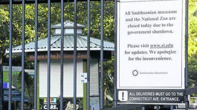 EE.UU.:advierten que hay riesgos en la seguridad por la parálisis de la administración