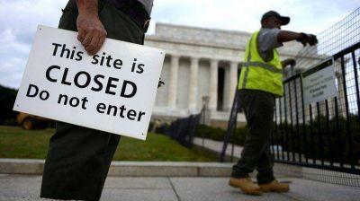 EEUU: el cierre del gobierno continúa, y crece el fantasma de la deuda