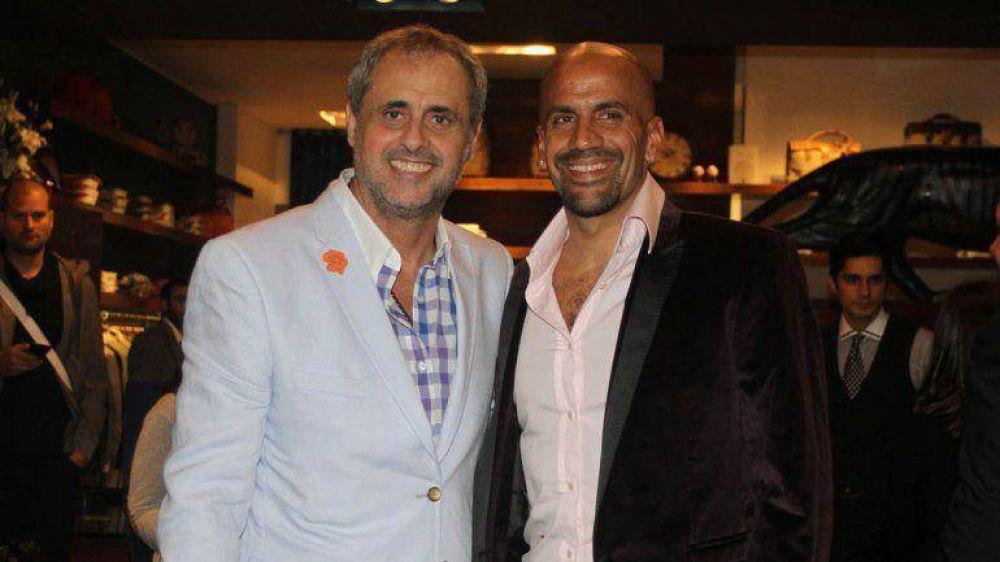 Jorge Rial lanzó su propia línea de ropa para hombres