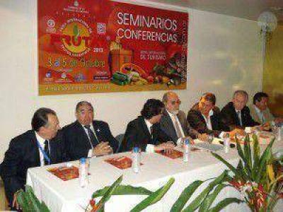 Federacion Económica de Formosa presente en FRUTAR