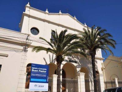 Declaran monumentos históricos a la Iglesia e Instituto Buen Pastor